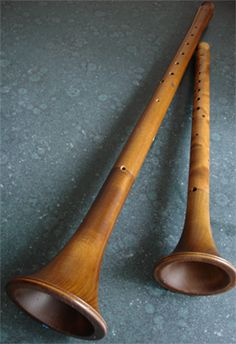 The shawm was a medieval and Renaissance musical instrument of the woodwind family made in Europe from the 12th century until the 17th century. It is the predecessor of the modern oboe.