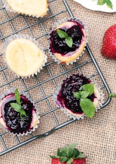 Cheesecake bites are easy to make and fit into a healthy lifestyle.