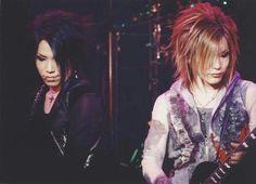 Aoi & Uruha - The GazettE