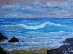 "My new picture ""Sea wave"" by Slavi Georgiev."