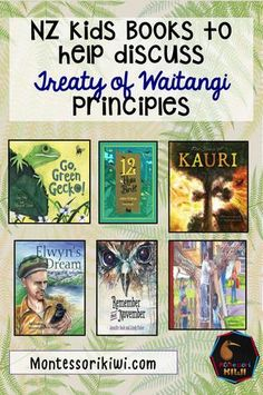 Good books to discuss the principles of the treaty of waitangi, protection, partnerships, participation. Great for primary school teaching. Teaching Materials, Teaching Resources, Teaching Ideas, Treaty Of Waitangi, Waitangi Day, Celebration Day, School Levels, Theme Days, Too Cool For School