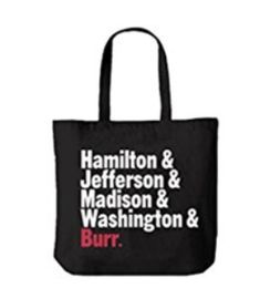 Hamilton the Broadway Musical Tote Bag Broadway Plays, Musical Theatre, Hamilton, Musicals, Reusable Tote Bags, Theater, Graphic Design, Gift Ideas, Gifts