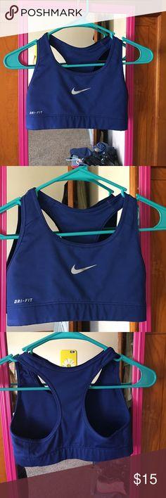 Nike sports bra dri-fit Nike sports bra dri-fit Nike Intimates & Sleepwear Bras