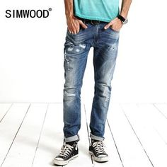 a3cc8e7ce8 New Jeans Men Light Blue Skinny Jeans