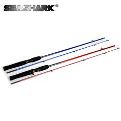 SEASHARK 2 SEC M ultralight spinning plug fishing lure rod gun handle fishing rod designed for beginners vara de pesca(China (Mainland)) Fishing Shop, Fishing Lures, Cheap Fishing Rods, Best Fishing Rods, Fishing Tips, Survival Skills, Survival Life, Spinning, Fishing