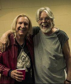 Joe Walsh & Bob Seger