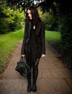 Stephanie of FAIIINT / 'Black Sunday'