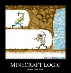 Minecraft Hahaha