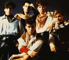 Spandau Ballet - 80s music