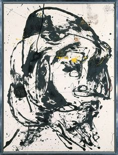 'Number 7' (1952) by Jackson Pollock