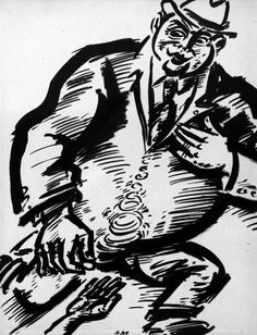 by Frans Masereel (Belgian 1889 - Stefan Zweig, Line Art, Drawings, Line Drawings, Sketches, Drawing, Portrait, Draw, Grimm