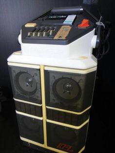 PIONEER Disco Robo J-7