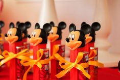 Mickey Mouse Birthday Party Ideas | Photo 1 of 52 | Catch My Party
