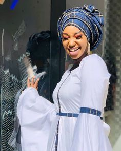 Latest African Fashion Dresses, African Print Dresses, African Print Fashion, African Dress, African Traditional Wear, African Tops, African Attire, Hijab Outfit, African Beauty