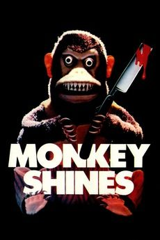 monkey shine horror movie