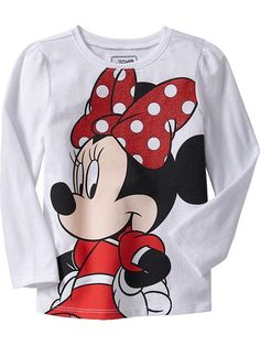 Disney&#169 Minnie Mouse Tees for Baby Product Image