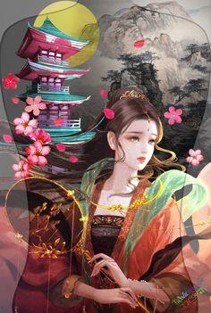 Hannya Tattoo, Irezumi Tattoos, Body Art Tattoos, Girl Tattoos, Japanese Geisha Tattoo, Geisha Tattoo Design, Samurai, Doll Tattoo, Geisha Art