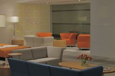 Visit Suite 1130 at #NeoCon12 to see Flock from HON.