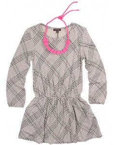 Imoga Patricia Dress with necklace. Brought to you by www.buttonsandbeaus.com. Layaway is available 24/7. Style Equality!