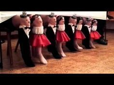 Knieballett 2012 - YouTube