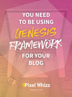 Should Be Using The Genesis Wordpress Framework? What even is a framework? Here's what you need to know about Genesis by Studiopress.