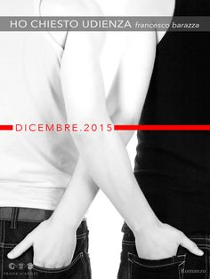 A dicembre 2015 uscirà in edizione cartacea ed EpubHO CHIESTO UDIENZA, il romanzo d'esordio di Francesco Barazza. HO CHIESTO UDIENZAè un viaggiointrospettivo nella vita di un uomo stanco e delu...