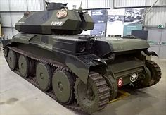A13 Mk.III Cruise Tank Mark IV, The Tank Museum - Public Areas, Bovington, Britain