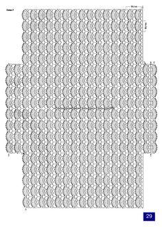 Crochê Tricô: Mini Blusa (Cropped Top) em Crochê