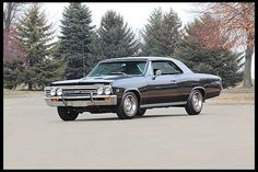 1967 Chevrolet Chevelle SS Hardtop 396/375 HP, 4-Speed at Mecum Auctions