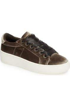 Steve Madden Bertie-V Platform Sneaker (Women) available at #Nordstrom