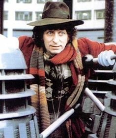 yes! Tom Baker as Dr. Who