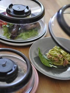 Kitchen Tool : ポットラックパーティで、サプライズを演出するキッチンツール/「シェフコンセプト」の「プレスドーム」 #kitchentools