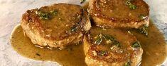 Pork Medallions with Marsala Pan Sauce Recipe | The Chew - ABC.com