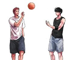 Ideas Basket Ball Anime Slam Dunk For 2019 Akiba Kei, Manga Art, Manga Anime, Anime Boys, Slam Dunk Manga, Inoue Takehiko, Basketball Anime, Comic Manga, Nba Wallpapers
