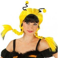 Perruque abeille femme bee mine