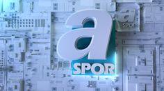 Sports channel branding designed for Turkvuaz Media Group.