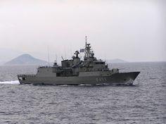 HS Spetsai (F-453) - Hydra class Frigate (Greece)