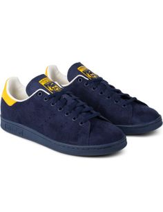 best website ef359 d3459 adidas Originals Navy Stan Smith Model Picture Adidas Originals, Tennis