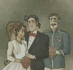 Maria, Manolo, Joaquin