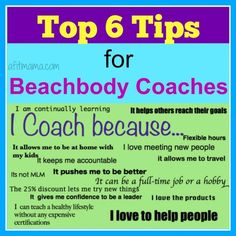 Image Result For Beachbody Coach Business Names Team Health And Fitness Tips