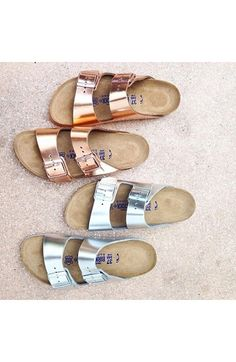 'Arizona' - copper, Birkenstock