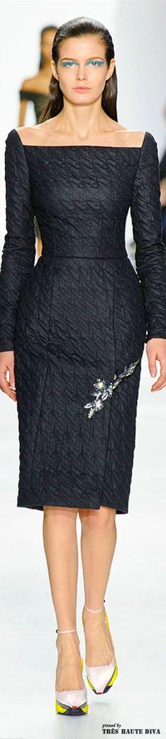 Paris Fashion Week Christian Dior Fall 2014 RTW: