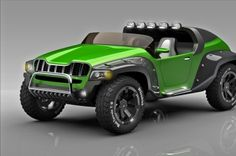 jeep. yep, I'd take one of these!