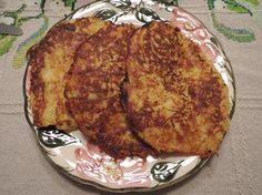 Kartoffel - Lauch - Röstis
