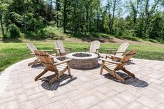 Outside Living, Outdoor Living, Outside Fire Pits, Indoor Outdoor, Outdoor Decor, New House Plans, New Home Designs, Building A House, Outdoor Furniture Sets