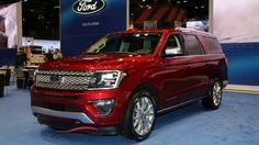 New Ford Expedition King Ranch