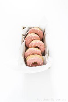 15 minute valentine day donuts