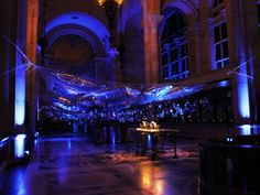 Beaux Arts Ball Installation by SOFTlab - News - Frameweb