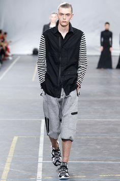 Y-3 Spring 2016 Menswear Collection - Vogue