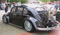Classic Aircooled VW Bug FOUR DOOR!!